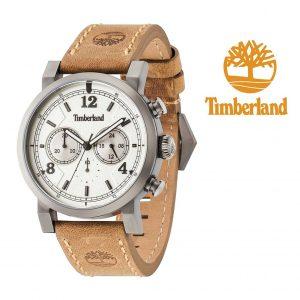 Relógio Timberland® Templeton Cronógrafo | Bracelete Couro | 5ATM