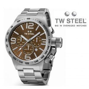 Relógio TW Steel® Canteen CB23 | Cronógrafo | 10ATM