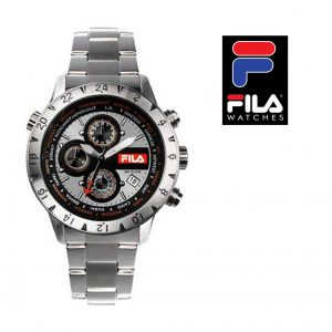 Relógio Fila® Timeless Charm Com Cronógrafo | 10ATM