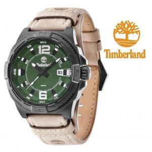 Relógio Timberland® Penacook Bege | Verde | 10ATM