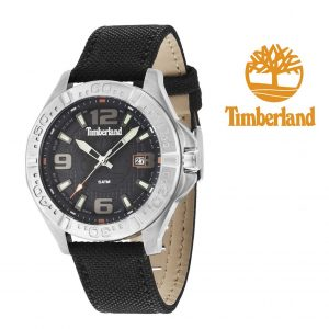Relógio Timberland® Wallace Black | Silver | 5ATM