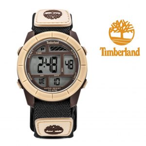 Relógio Timberland® Duston Digital Camel | Black | 10ATM