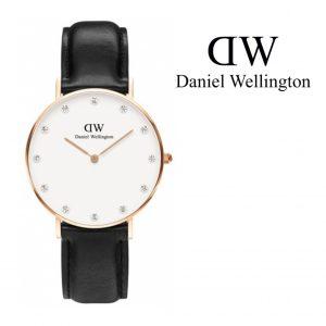 Daniel Wellington® Relógio Women´s Classy Sheffield Crystals | 3ATM