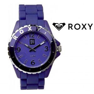 Roxy® Roxo 5 ATM | Quartzo Japonês Garante Rigorosa Pontualidade
