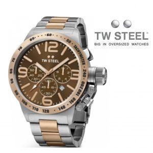 Relógio TW Steel® Canteen CB154 | Cronógrafo | 10ATM