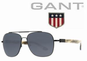 Gant® Óculos de Sol GS 2010 BLK-3 59
