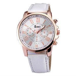 Relógio Cheeky White I Movimento Seiko