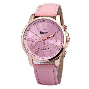 Relógio Cheeky  Pink I Movimento Seiko