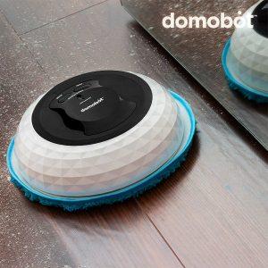 Robot de Limpeza Domobot | Pisos Limpos e Brilhantes Sem Esforço