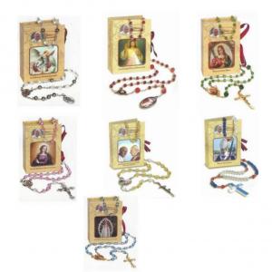 Colecção 7 Terços Papa Francisco