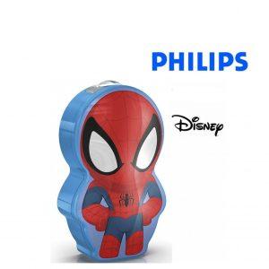 Homem Aranha | Lanterna Philips | Liga-te à imaginação | Produto Licenciado