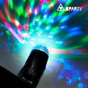 BParty Projetor Led Multicolor | Crie uma Atmosfera Elegante em Festas e Celebrações