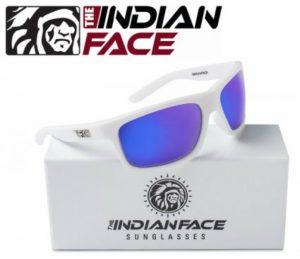 Óculos Adrenaline Style White Lentes Lilás | 1 Par de Hastes Extra Cor das Lentes