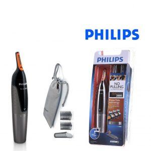 Philips Aparador de Nariz, Orelhas e Sobrancelhas Series 3000