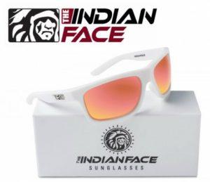 Óculos Adrenaline Style White Lentes Laranja | 1 Par de Hastes Extra Cor das Lentes