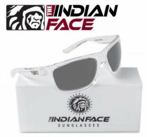 Óculos Adrenaline Style Crystal Lentes Cinza | 1 Par de Hastes Extra Cor das Lentes