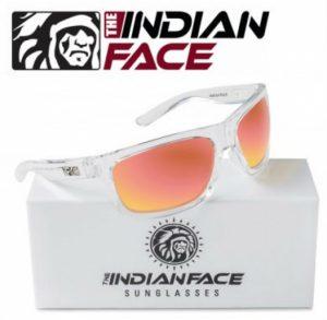 Óculos Adrenaline Style Crystal Lentes Laranja | 1 Par de Hastes Extra Cor das Lentes