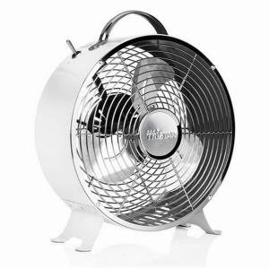 Tristar® Ventilador Retro Branco