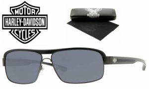 Harley Davidson® Óculos de Sol HDX863 GUN-3
