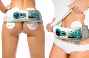 Tua Excel Corpo Perfeito | Agiliza a Gordura Localizada na Barriga , Quadris , Coxas e Nádegas | Made in Italy