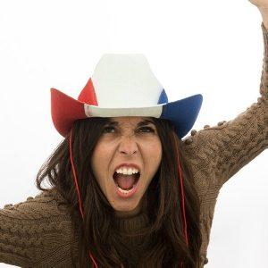 França Chapéu de Cowboy