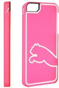 Puma® Capa Rosa Para Iphone 5 | 5S e Novo SE