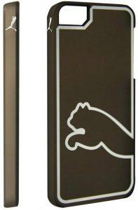 Puma® Capa Preto Para Iphone 5 | 5S e Novo SE
