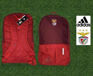 Adidas® Mochila Benfica Oficial Vermelha