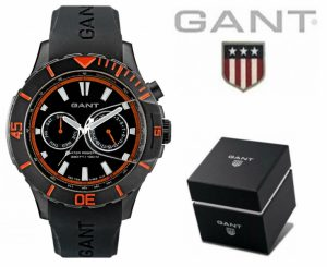 Gant® Boston Orange | American Watches | 10ATM