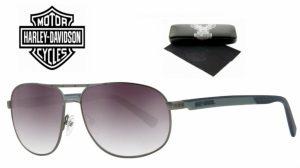 Harley Davidson® Óculos de Sol HDX867 GUN-35