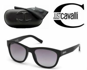 Just Cavalli® Óculos de Sol JC559S 01B