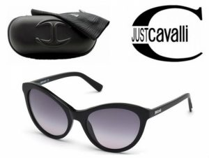 Just Cavalli® Óculos de Sol JC558S 01B