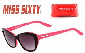 Miss Sixty® Ladies Óculos de Sol Estilo 60´s MX540S 05B