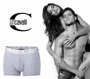 Just Cavalli® Boxers A1100 Cinza