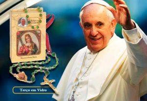 Terço Religioso | Coleção Papa Francisco | Rosário de Santa Marta