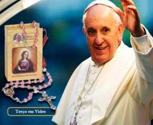 Terço Religioso | Coleção Papa Francisco | Rosário da Imaculada Conceição