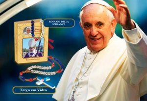Terço Religioso | Coleção Papa Francisco | Rosário do Bom Cristão