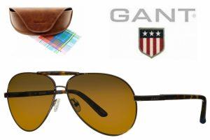Gant® Óculos de Sol GS 7014 BRN-1 61