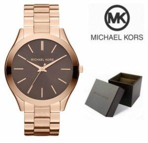 Relógio Michael Kors® Runway Rose Gold | 5ATM