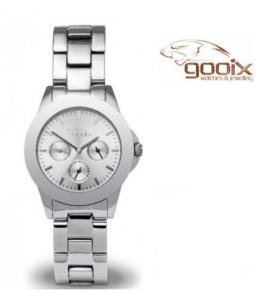 Relógio Gooix® Adissa Classic Prateado | 5ATM