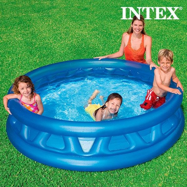 Piscina insufl vel para crian as 188 cm you like it for Auriculares para piscina