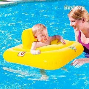 Assento Insuflável para Bebés | 0 a 24 Meses