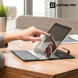 Capa para Tablet com Suporte Laptray Stand | 3 Ângulos
