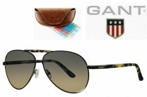 Gant® Óculos de Sol GS 7014 BLK-115G 61