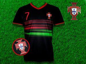Portugal Camisola Adulto Réplica de Equipamento Alternativo
