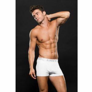 Preço Especial - Envy Boxer Branco  L | XL