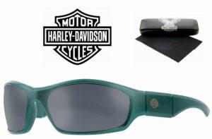 Harley Davidson® Óculos de Sol HDX887 GRN-3