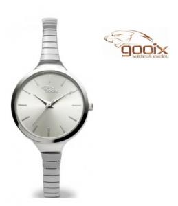 Relógio Gooix® Eve Prateado | 5ATM