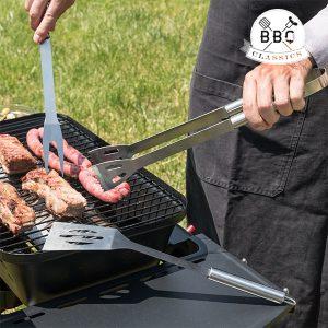 Barbecue BBQ Classic | Utensílios Para Churrasqueiras | 3 Peças