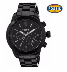 Relógio Fossil® American Watches | Modern Machine | Logan | Cronógrafo | 5ATM